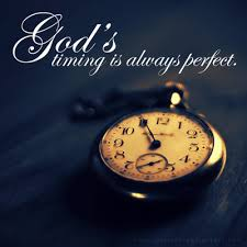 Gods timing 2