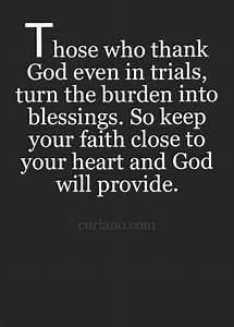 grace in trials